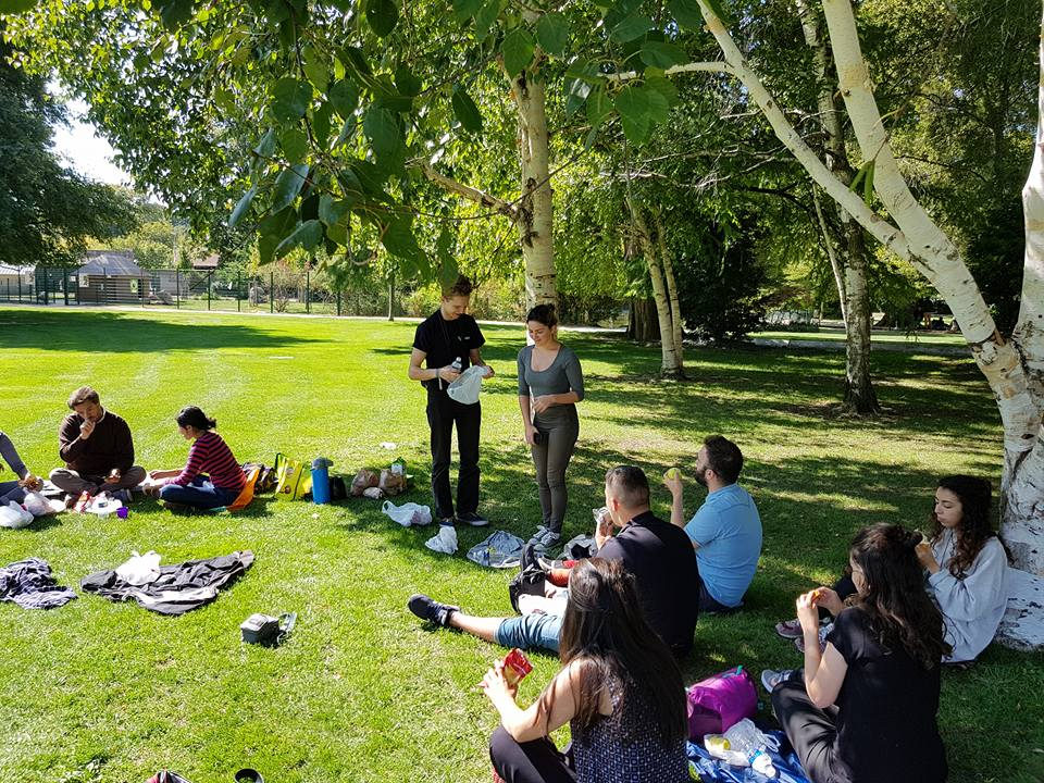Visite Valence séminaire Erasmus